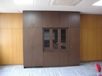 M小学校 収納システム