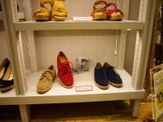 靴販売店 Ol店 ディスプレイ什器